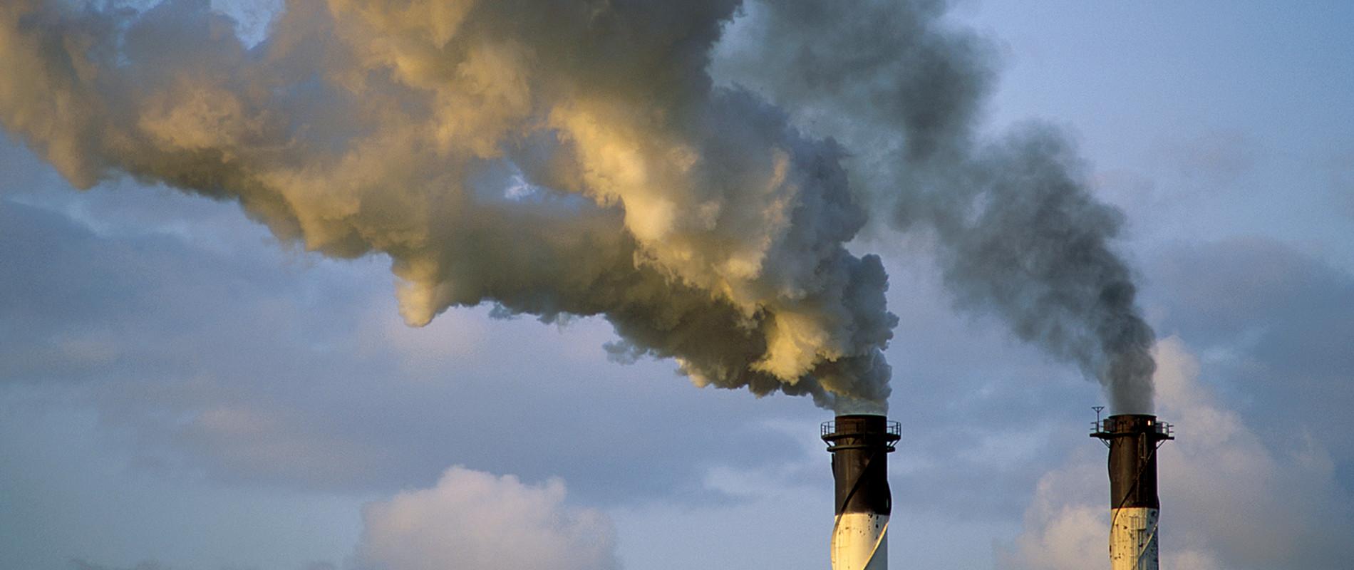 Les émissions cumulées de CO2 par l'Inde de 1850 à 2010
