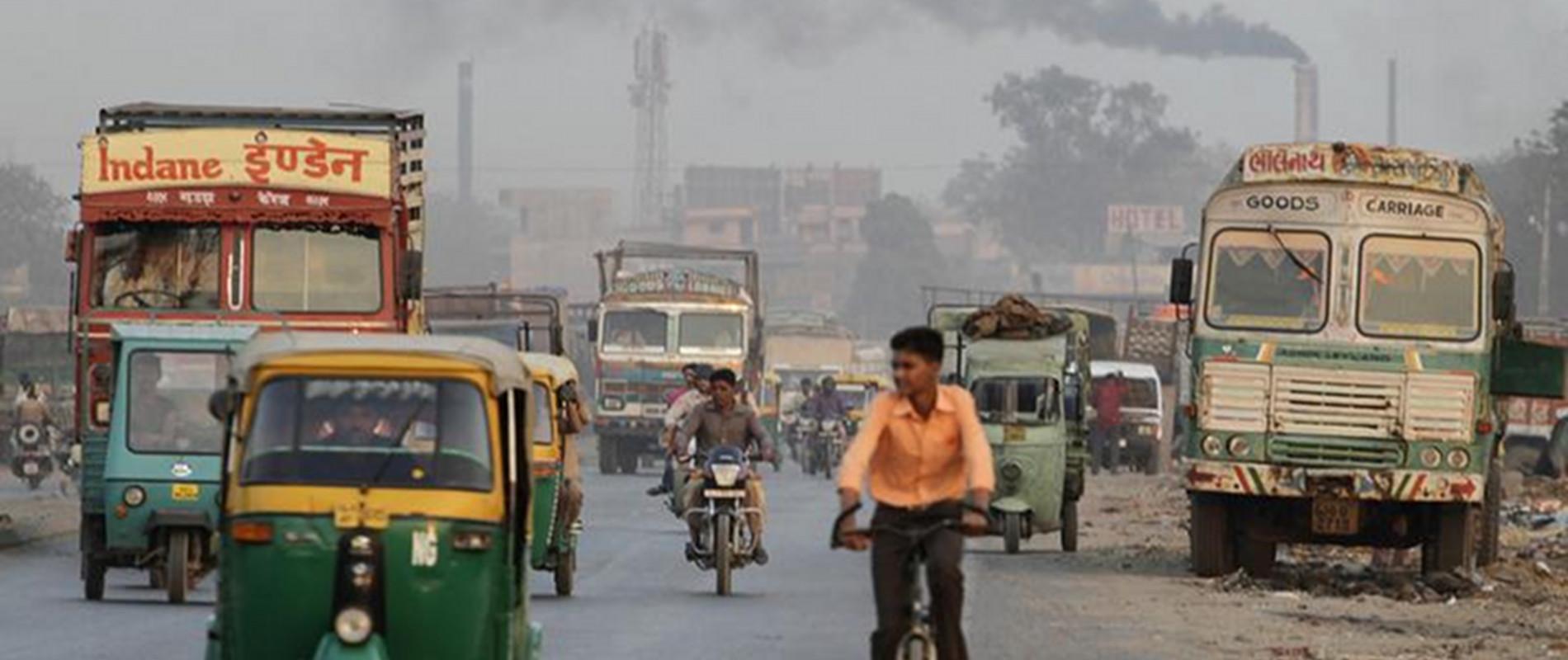Les enjeux du changement climatique en Inde