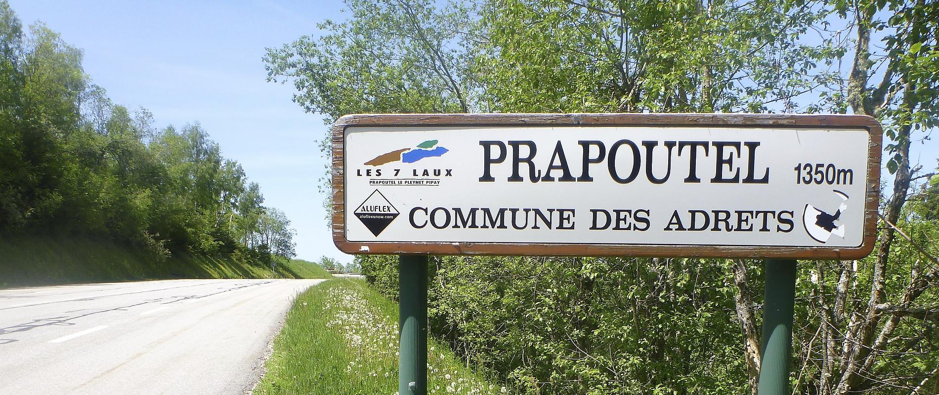La géologie de Prapoutel-les-7-Laux