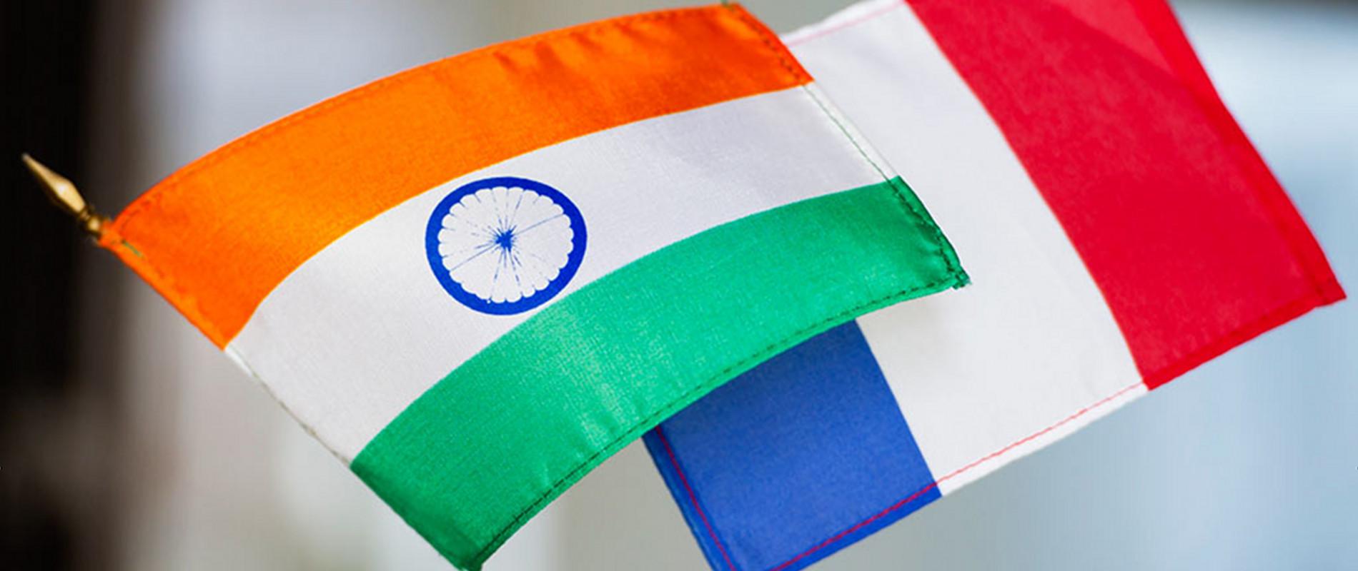 Visite officielle du Premier ministre indien en France